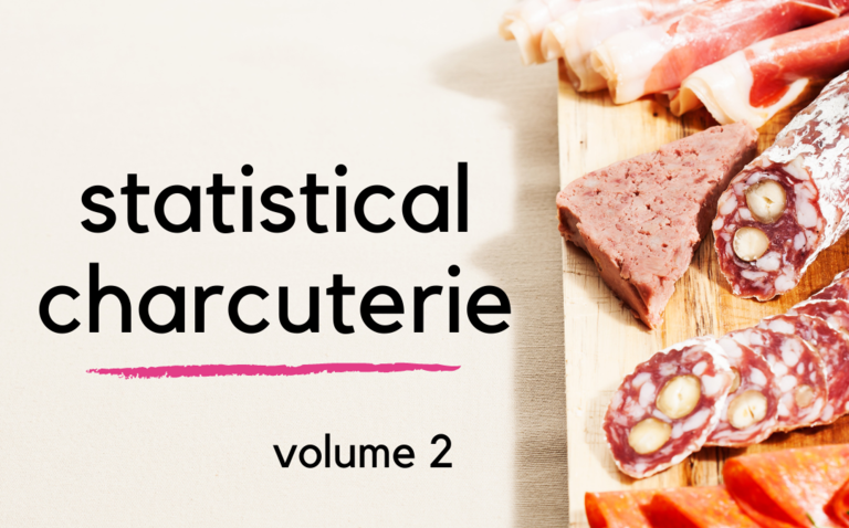 bLOG: Statistical Charcuterie: Vol. 2
