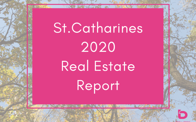 bLOG: St.Catharines 2020 Report - a deep(er) dive