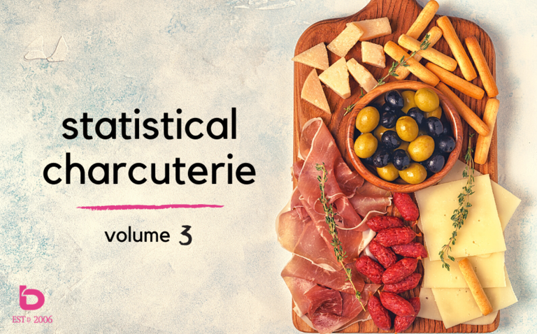 bLOG: Statistical Charcuterie: Vol. 3