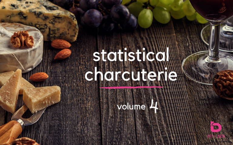 bLOG: Statistical Charcuterie: Vol 4